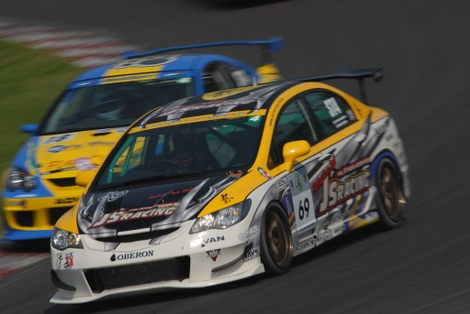#69 J'S RACING CIVIC ADVAN