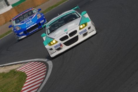 #28 BMW Z4M