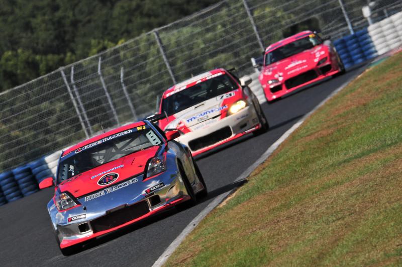OSAMU 2012/08/26 スーパー耐久岡山 RIRE Racing Z33