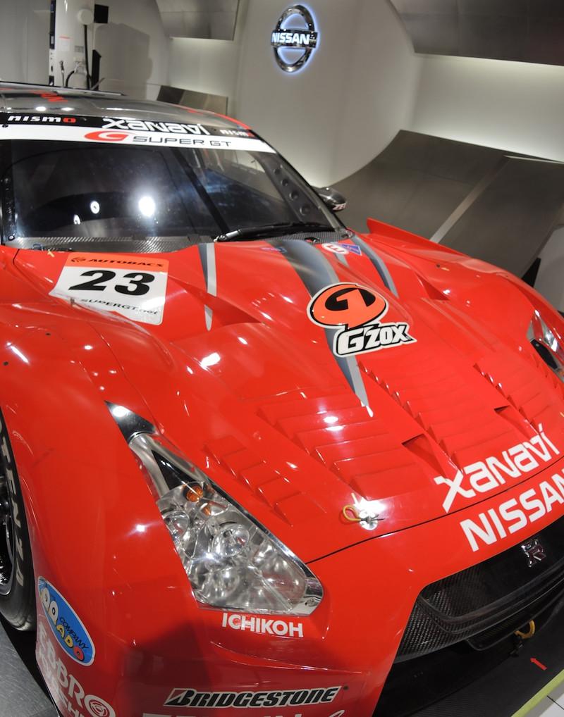 2008 XANAVI NISMO GT-R