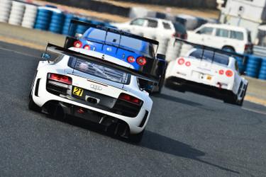 #21 ZENT Audi R8 LMS ultra