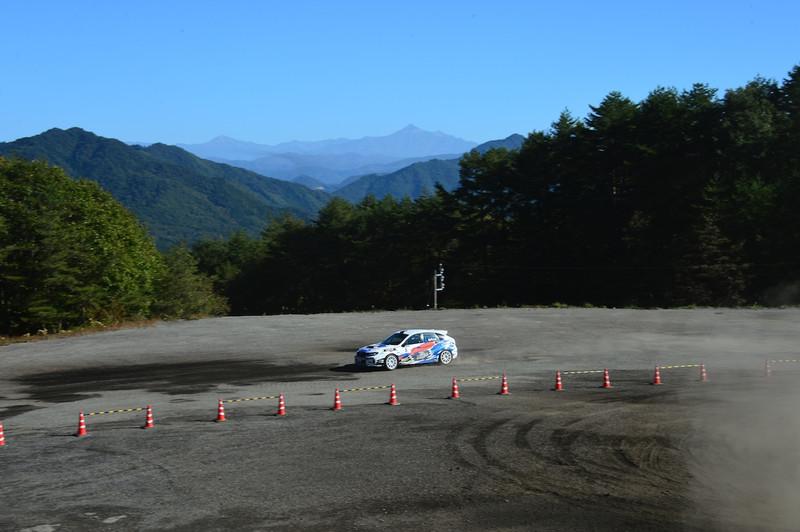 #8 新井大輝/漆戸あゆみ アライモータースポーツWRX-STI