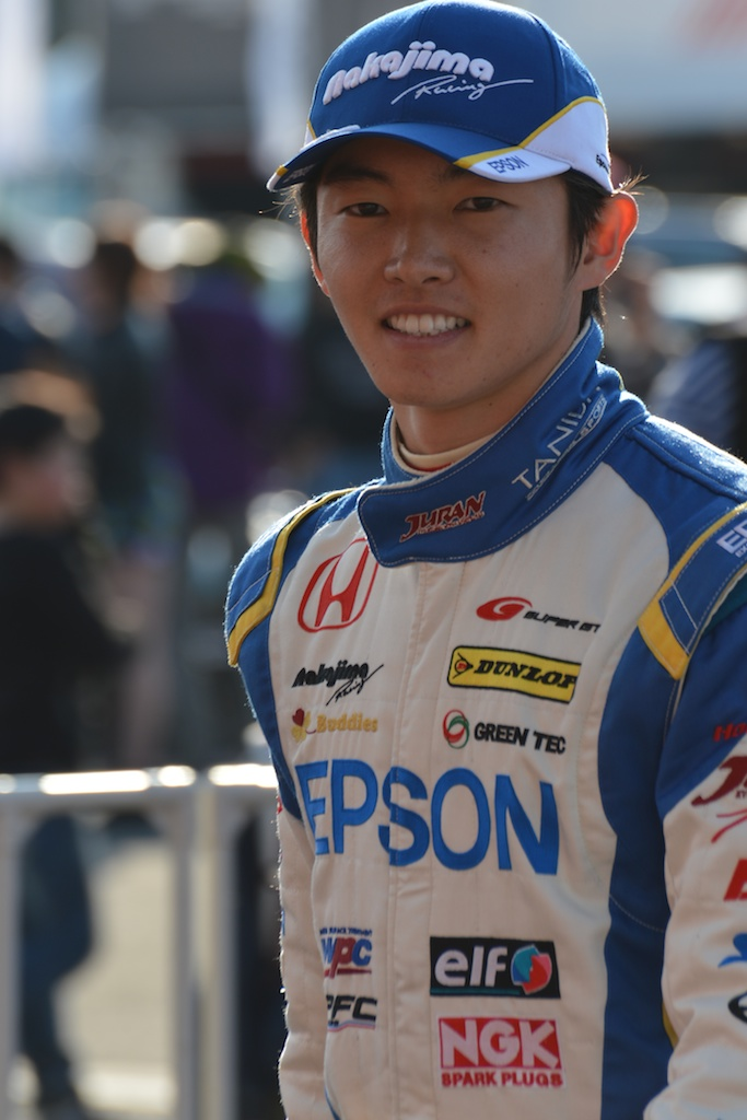 2013 SuperGT R2 富士 Drivers: Motors ...